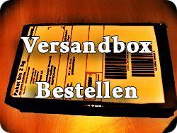 Kostenlose Versandbox Bestellen